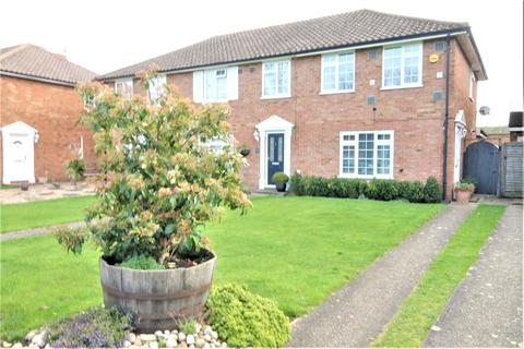 3 bedroom end of terrace house for sale - Hithermoor Road, Staines-upon-Thames, Surrey, TW19
