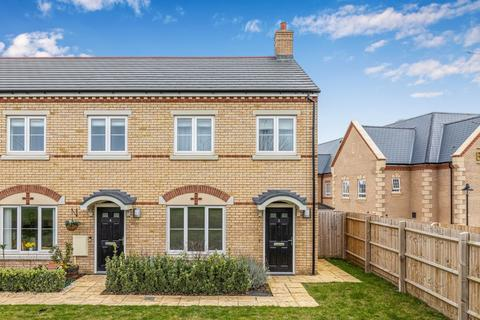 2 bedroom semi-detached house for sale - Beatrice Place, Fairfield Gardens, Fairfield, Herts SG5 4RZ