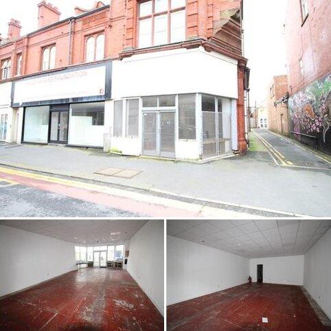Land to rent - Shop Premises, 22 Bond Street