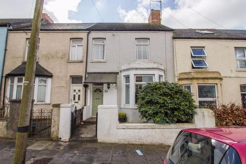 3 bedroom terraced house for sale - Plassey Street, Penarth