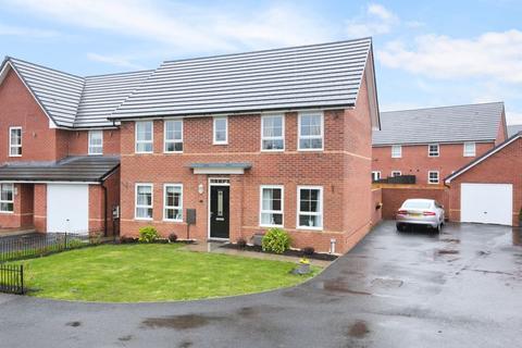 4 bedroom detached house for sale - Gilhespy Way, Westbury