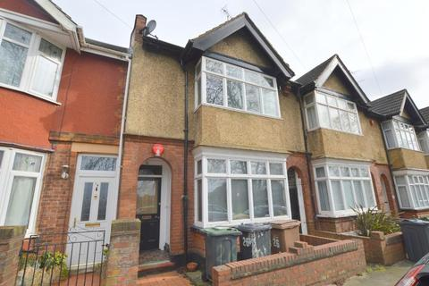 3 bedroom terraced house for sale - Kingston Road, Round Green, Luton, Bedfordshire, LU2 7SA
