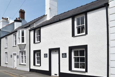 4 bedroom terraced house for sale - Church Street, Beaumaris, Anglesey, LL58