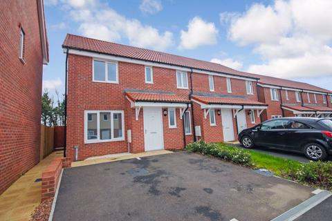 3 bedroom semi-detached house for sale - Myrtlebury Way, Exeter