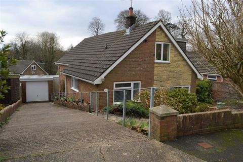 5 bedroom detached bungalow for sale - The Beeches Close, Sketty, Swansea