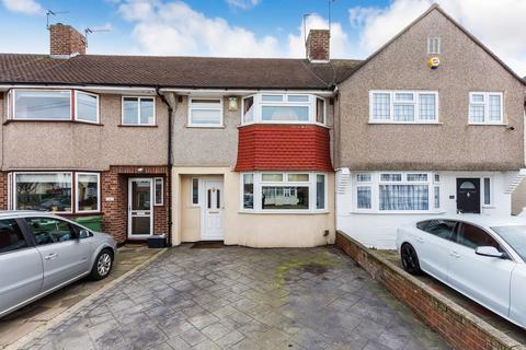 3 bedroom terraced house for sale - Norfolk Crescent, Sidcup, DA15