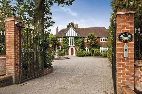 5 bedroom detached house to rent - Cockfosters Road, Hadley Wood, Hertfordshire