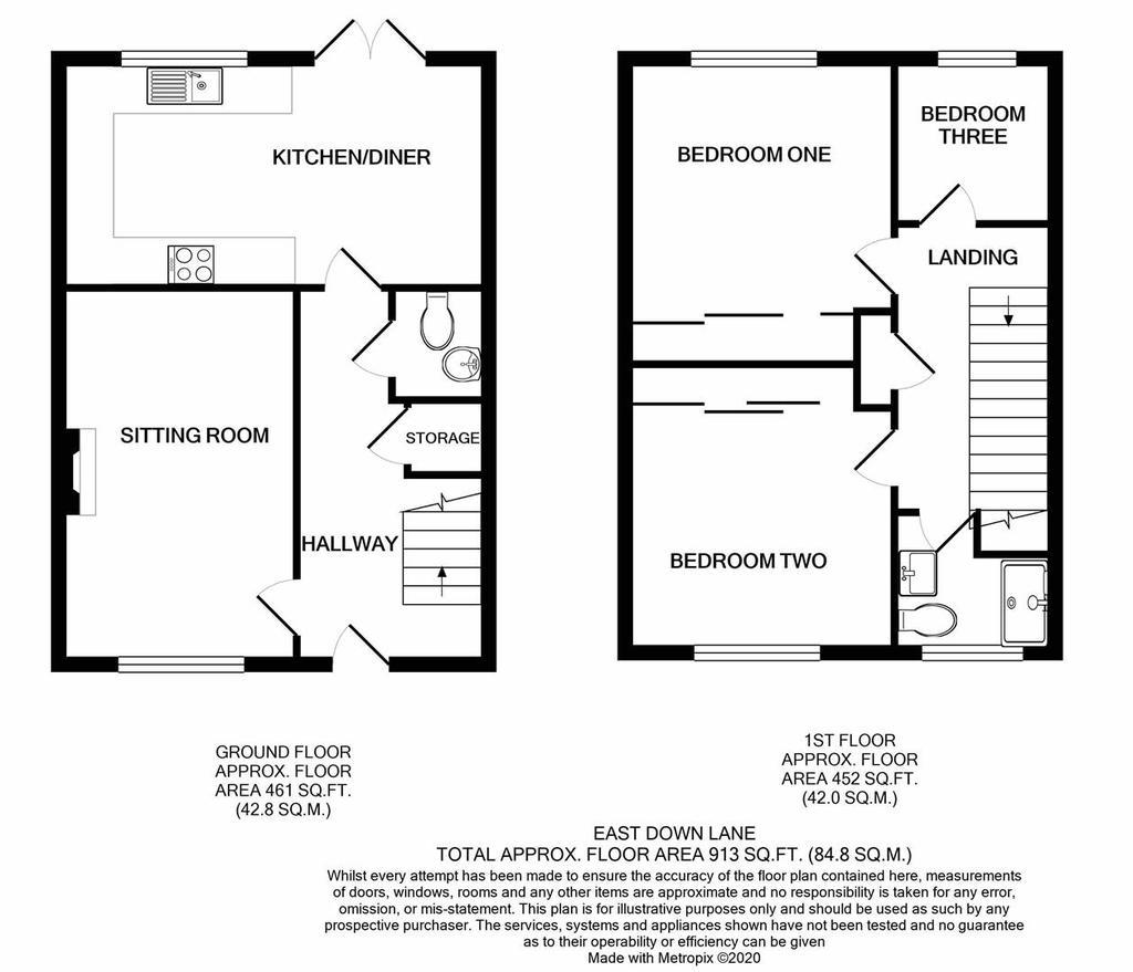 Floorplan: 7 East Down Lane print NEW.JPG