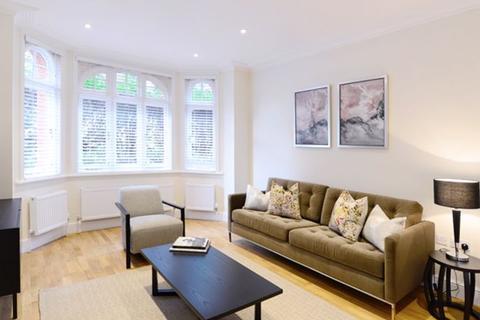 3 bedroom apartment to rent - Hamlet Gardens, W6