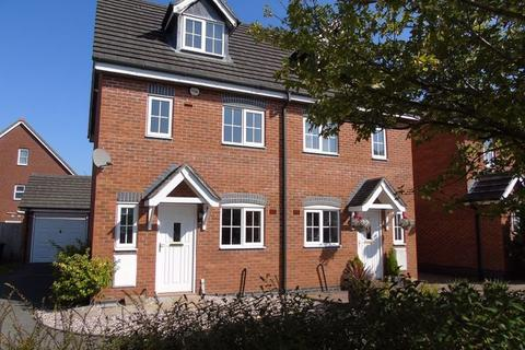 3 bedroom semi-detached house to rent - Pickering Way, Nantwich