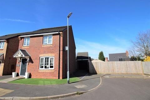 3 bedroom detached house for sale - Rowhurst Crescent, Talke, Stoke-On-Trent