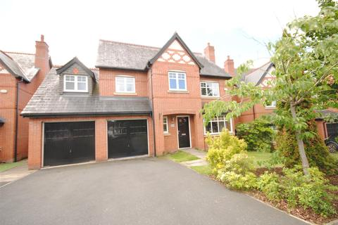 4 bedroom detached house for sale - Trevore Drive, Standish, Wigan.