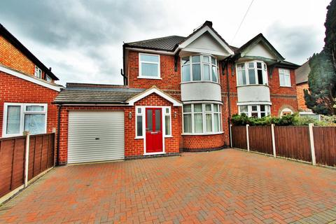 3 bedroom semi-detached house to rent - Aberdale Road, Leicester