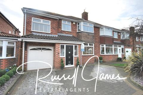4 bedroom semi-detached house for sale - Parkstone Lane, Worsley, Manchester