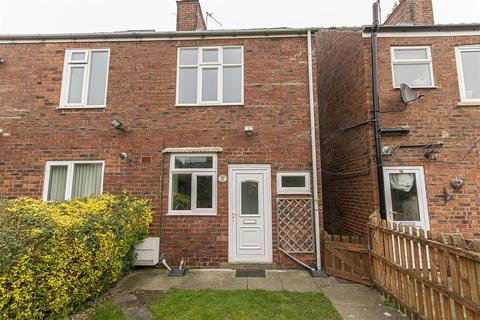 2 bedroom semi-detached house for sale - Brocklehurst Piece, Brampton, Chesterfield