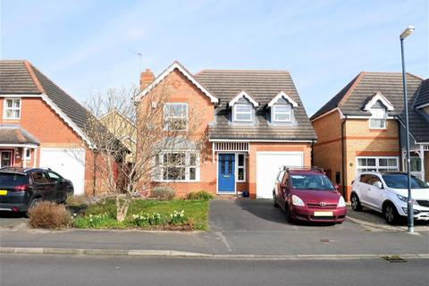 4 bedroom detached house for sale - Gillingwood Road, Rawcliffe