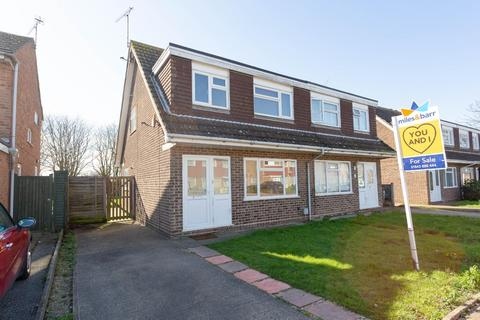 3 bedroom semi-detached house for sale - Chestnut Drive, Broadstairs