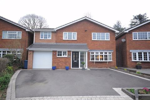 5 bedroom detached house for sale - Sunningdale, Stone