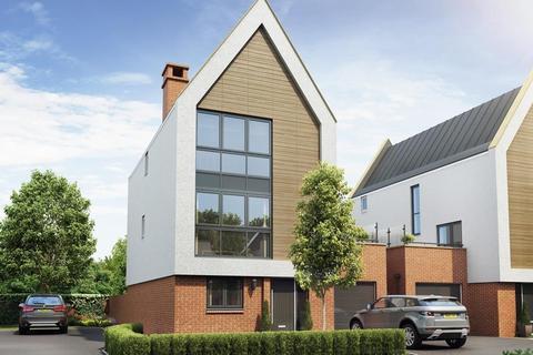 4 bedroom detached house for sale - Plot 28, Whinfell at Park View @ TGV, Gimson Crescent, Tadpole Garden Village, SWINDON SN25