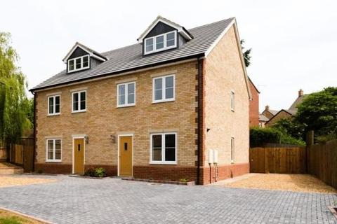 4 bedroom semi-detached house to rent - HIGH STREET, BOZEAT
