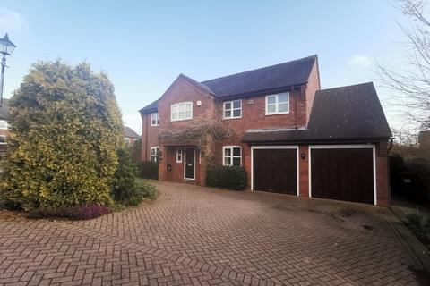 5 bedroom detached house to rent - Hawcroft, , Rugeley, WS15 4QT