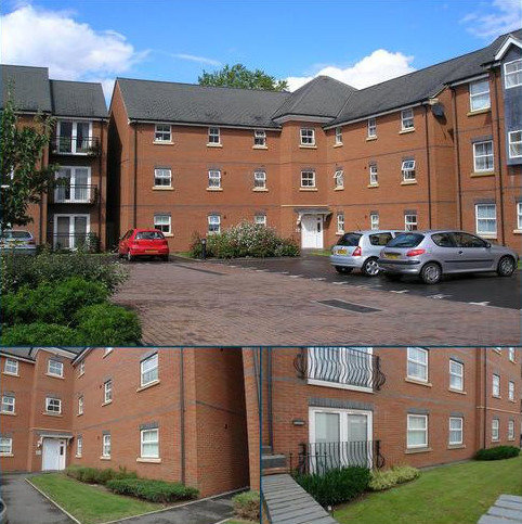 2 bedroom apartment to rent - Limetree Grove, Loughborough LE11