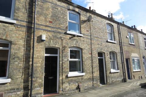 2 bedroom terraced house to rent - Lockwood Street, Monkgate