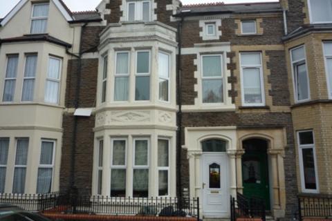 Studio to rent - Neville Street, Cardiff CF11