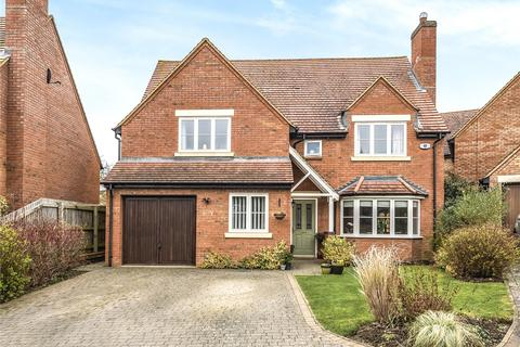4 bedroom detached house for sale - Bryer Hill Furlong, Cogenhoe, Northamptonshire, NN7