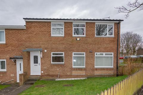 3 bedroom end of terrace house for sale - Cragside Court, Consett, Consett, DH8 8TG