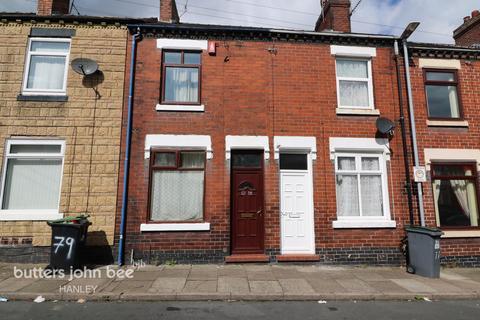 2 bedroom terraced house for sale - Bond Street, Stoke-On-Trent, ST6 5HG
