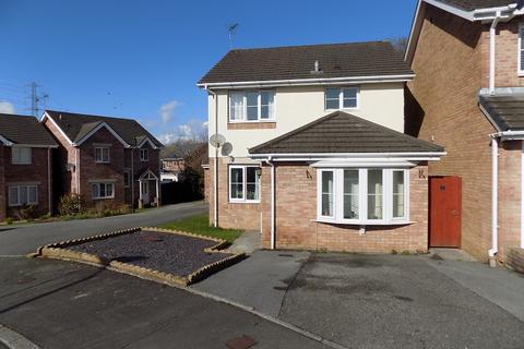 3 bedroom detached house for sale - Maes yr Eirlys, Broadlands, Bridgend. CF31 5DG