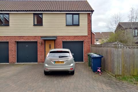 2 bedroom coach house to rent - Otter Road, Cambridge, Cambridgeshire, CB23