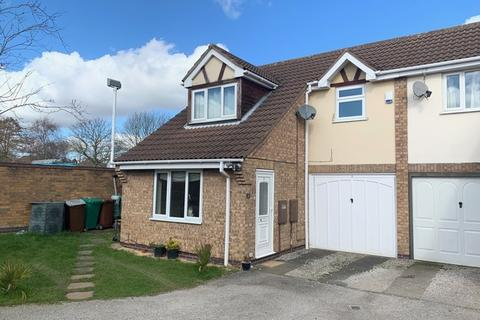 3 bedroom semi-detached house for sale - Rushy Close, Wollaton, Nottingham, NG8