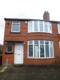 3 bedroom semi-detached house to rent - Victoria Road, Fallowfield