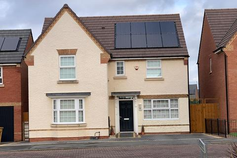 4 bedroom house to rent - Amelia Crescent, Coventry