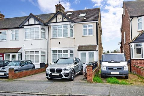 4 bedroom end of terrace house for sale - Hampton Road, Chingford