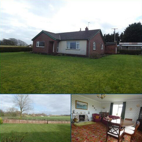 3 bedroom detached bungalow for sale - Loray Bungalow, Hethersgill, CA6