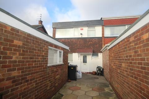 3 bedroom end of terrace house for sale - Mendip Close, Preston Grange, North Shields, NE29 9QP
