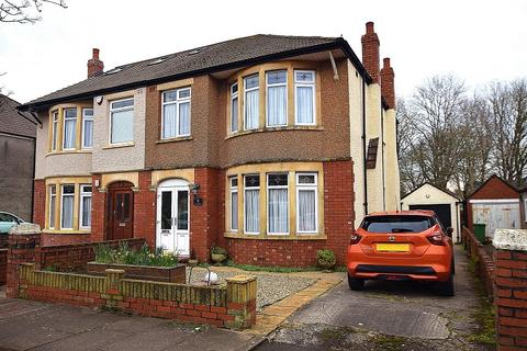 3 bedroom semi-detached house for sale - St. Angela Road, Heath, Cardiff. CF14 4DL