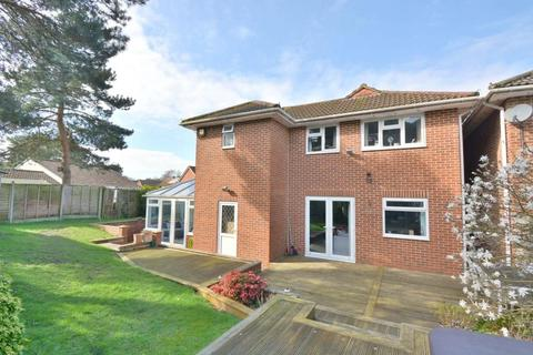 4 bedroom detached house for sale - Woodpecker Drive, Creekmoor, Poole, BH17 7SY