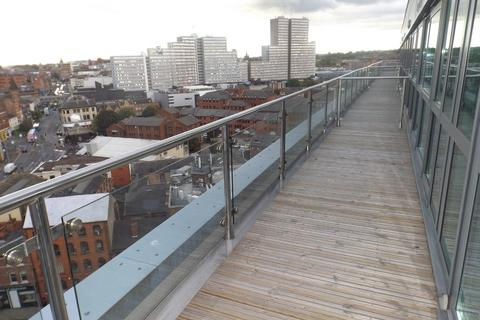 2 bedroom penthouse to rent - Marco Island, Huntingdon Street
