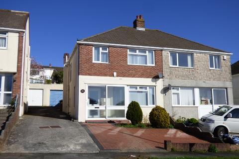 3 bedroom semi-detached house for sale - Crossway, Plympton