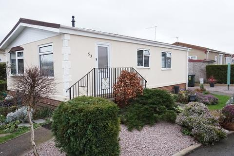 2 bedroom park home for sale - Greenacres Park, Adbolton Lane, Nottingham, NG2