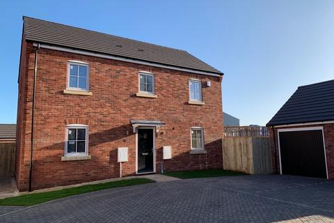 4 bedroom detached house for sale - Old School Drive, Grove Farm, Kirk Sandall