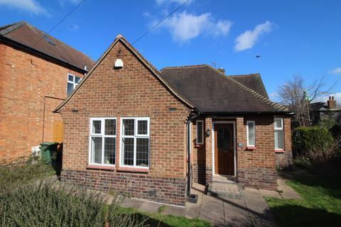 3 bedroom detached bungalow to rent - Burfield Avenue, Loughborough