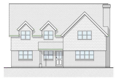 4 bedroom property with land for sale - Red Lane, Aldermaston, RG7