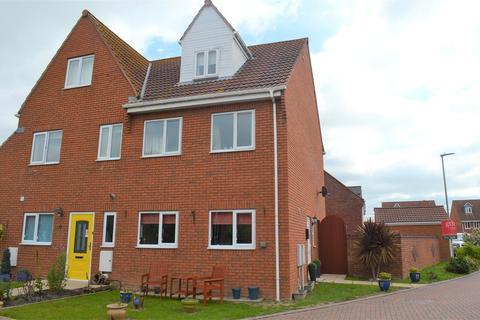 3 bedroom semi-detached house for sale - Lakeside, Bristol Road, Highbridge, Somerset, TA9