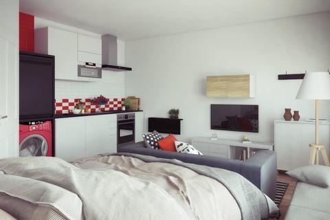 Studio to rent - Beatrice Road, Leicester