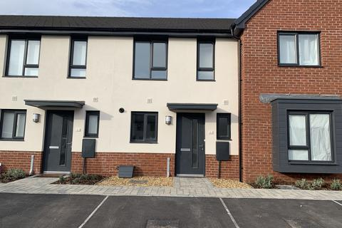 2 bedroom terraced house to rent - Clos Pentre